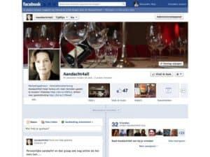social media trends restaurants. gasten, fan page, horeca marketing, restaurant marketeers, horeca adviesbureau
