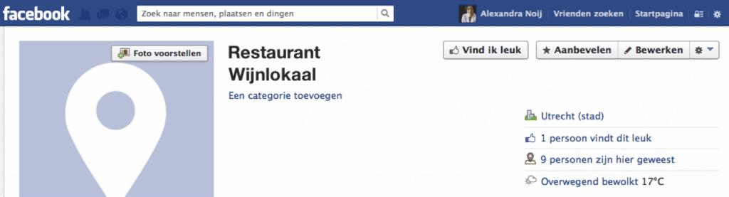facebook marketing restaurant, restaurantmarketing Facebook