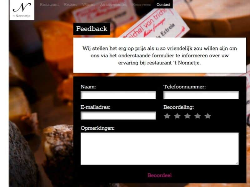 email marketing restaurants, e-mail marketing, email, marketing, online, horeca, promotie, adviesbureau restaurants, marketing bureau