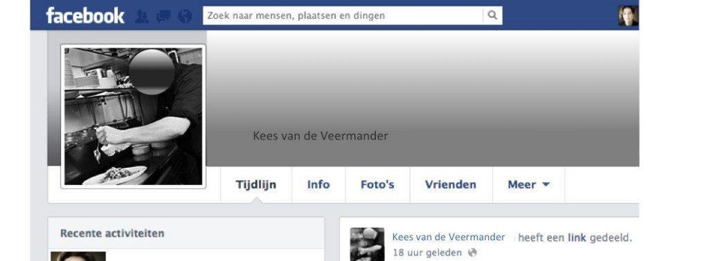 facebook, Facebook likes, social media, restaurant, horeca, Facebook fan page