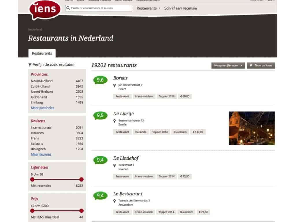 service, restaurants, restaurant, gast, gastgerichtheid, klantgerichtheid