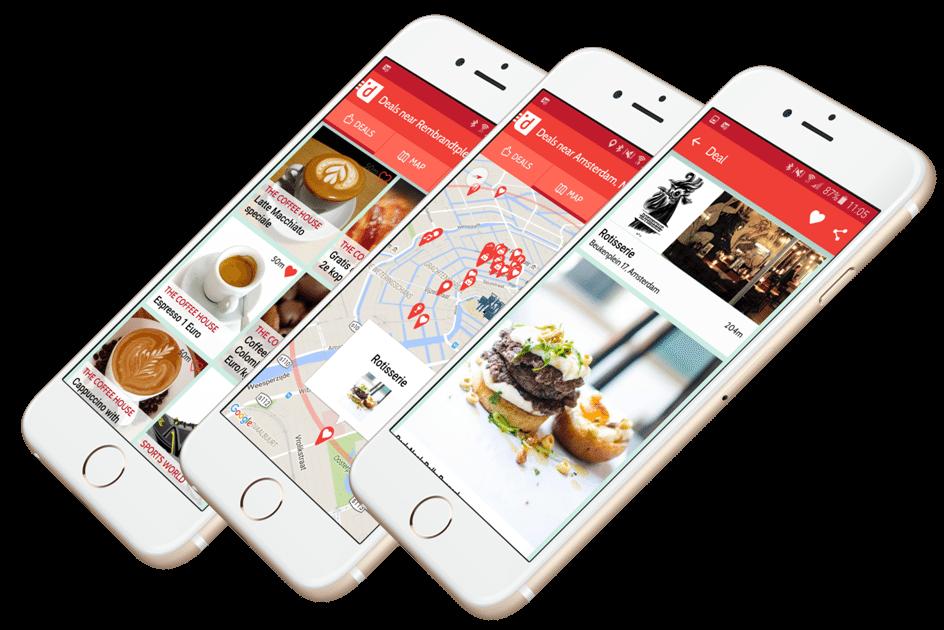 Korting apps voor jouw restaurant