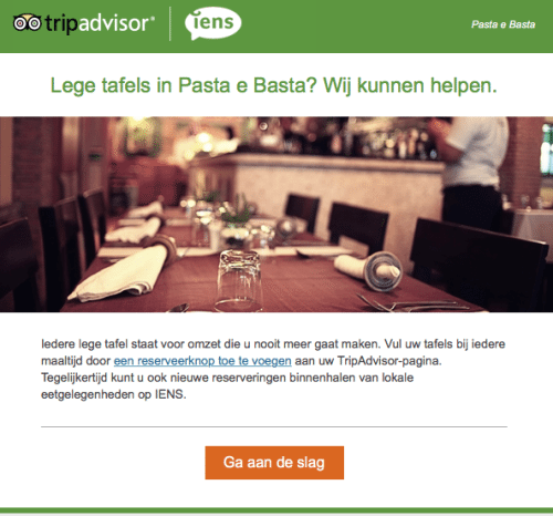 tripadvisor, restaurant, restaurants, horecamarketing, horecabranding, trends, ontwikkelingen