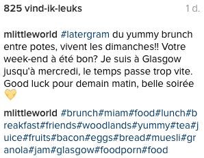 instagram, horeca, instagram voor horeca, restaurant, adviesbureau, social media, instagram volgers