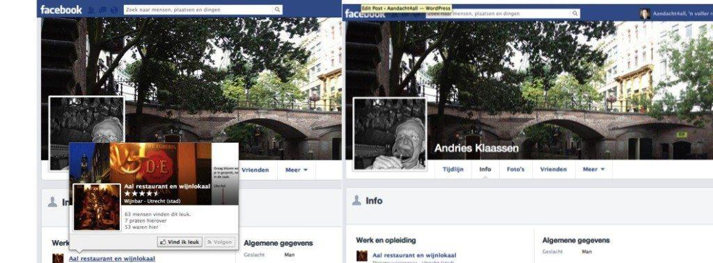 Alles wat een restaurateur moet weten over Facebook likes en fanpages