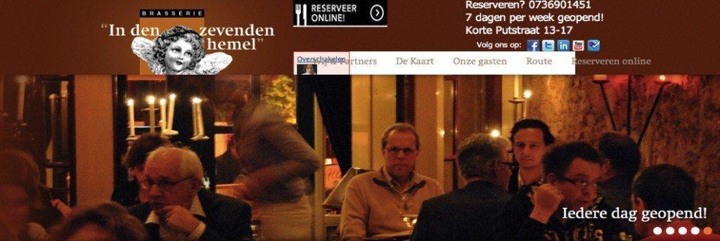 websites, website, horeca, restaurant