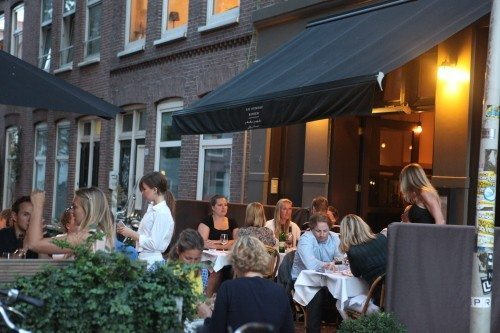 restaurants, restaurant, horeca, marketing, adviesbureau, serveren, bediening, terras