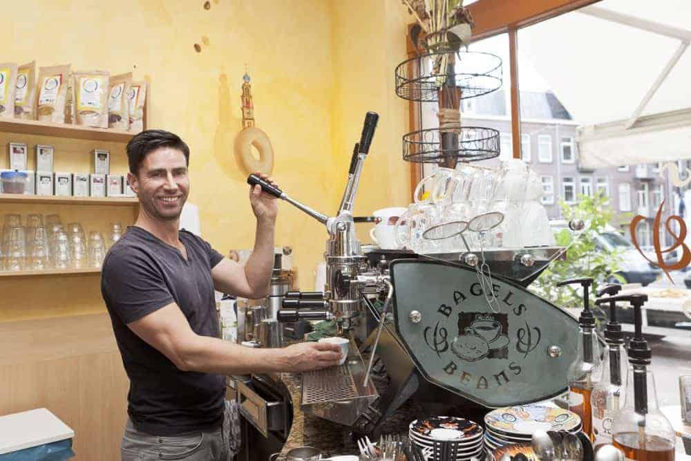 restaurant eigenaar, restaurant eigenaren, lunchroom, restaurant top 100 nederland, bagels & beans, lunchroom, amsterdam, restaurants,