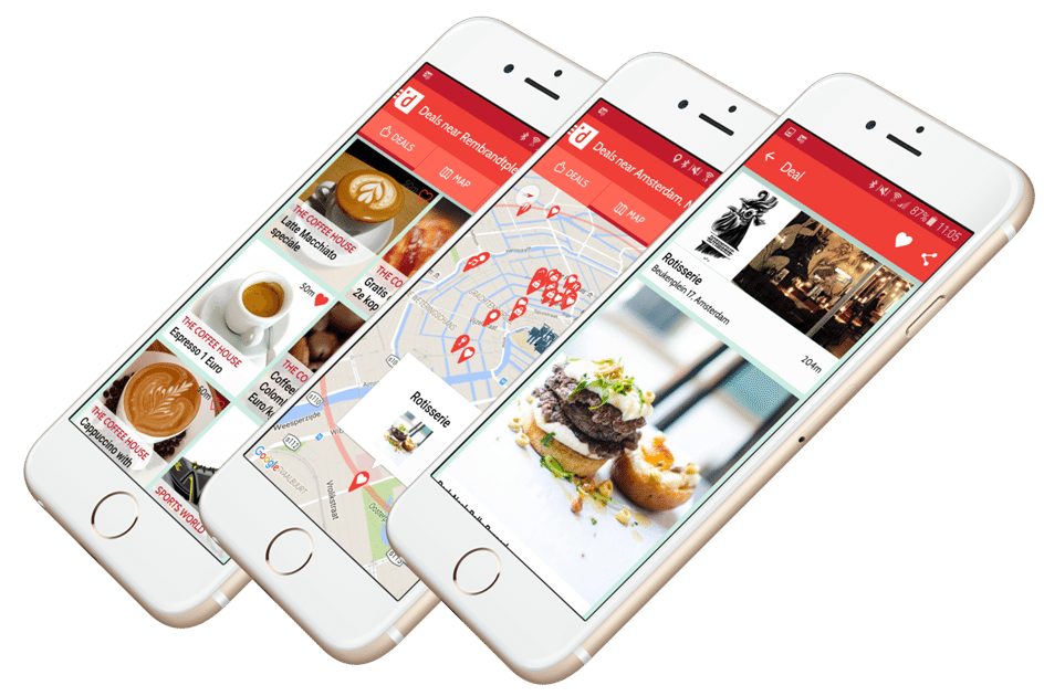 sales, adverteren, marketing adviesbureau horeca, horeca app, gratis, app, restaurant, marketing, apps, korting, korting app