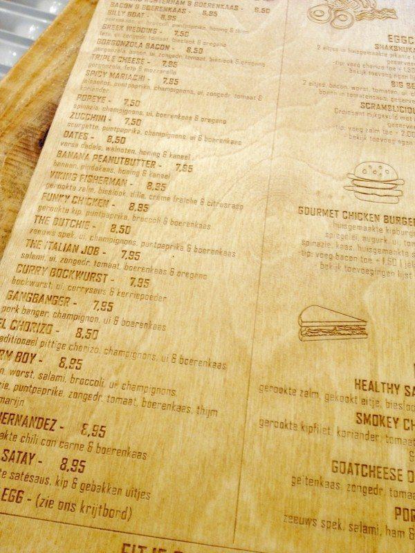 menukaart, menu-engineering, online workshop menukaart, menukaart opstellen, tripadvisor restaurants, amsterdam, horeca adviesbureau, restaurant, recensie, reviews