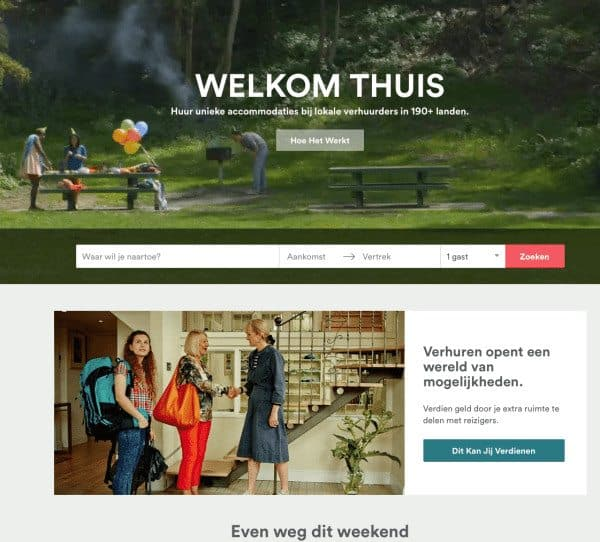 airbnb, succesvolle restaurants, marketing, ondernemers, horeca, adviesbureau, horeca marketing
