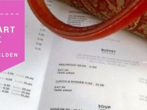 menukaart restaurant mken